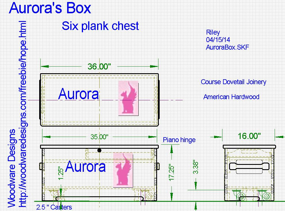 Aurora Box Sheet 1