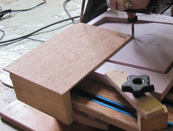 CNC centering board