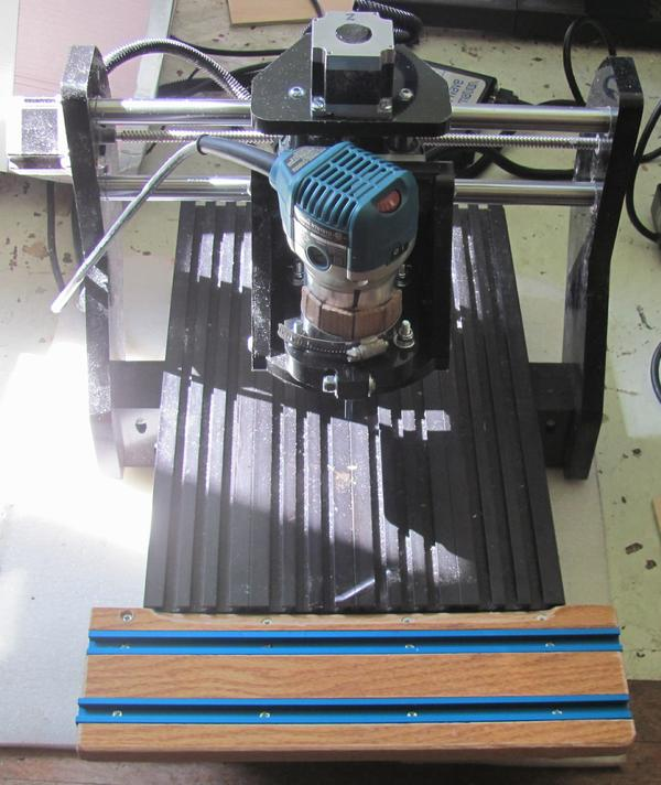 Image of Front Table Extension for CNC Piranha