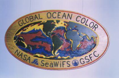 SeaWifs sign