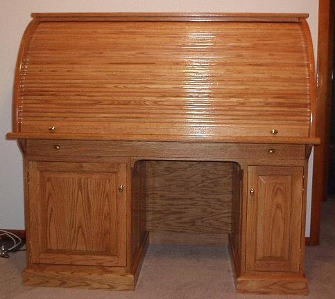 Rolltop Desk 1