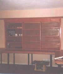 Door and Filing Cabinet Desk 2
